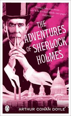 The Adventures of Sherlock Holmes - Penguin Classics (Paperback)