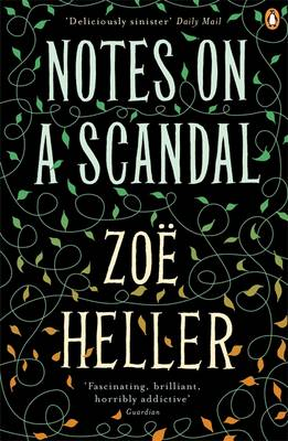 Notes on a Scandal (Paperback)