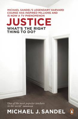 Justice: What's the Right Thing to Do? (Paperback)
