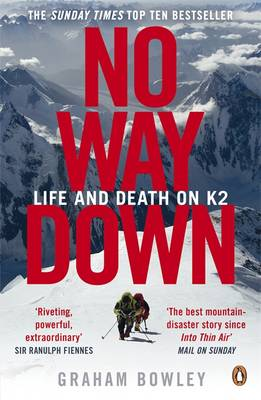 No Way Down: Life and Death on K2 (Paperback)