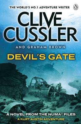 Devil's Gate - The NUMA Files (Paperback)