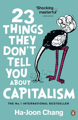 Cover 23 Things They Don't Tell You About Capitalism