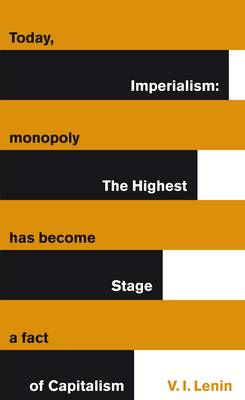 Imperialism: The Highest Stage of Capitalism - Penguin Great Ideas (Paperback)