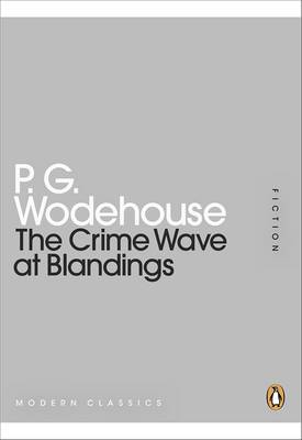 The Crime Wave at Blandings (Paperback)