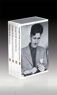 The Essential Orwell Boxed Set: Animal Farm; Down and Out in Paris and London; Nineteen Eighty-four; Shooting an Elephant and Other Essays - Penguin Modern Classics 287 (Multiple copy pack)