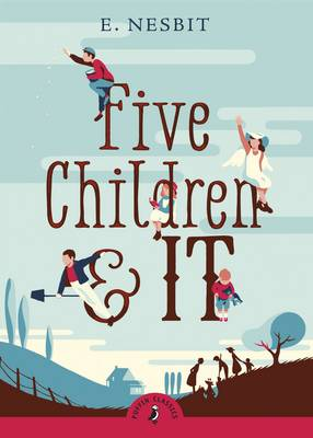 Five Children and It - Puffin Classics 29 (Paperback)