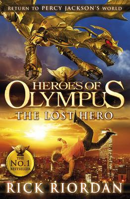 The Lost Hero - Heroes of Olympus Book 1 (Paperback)