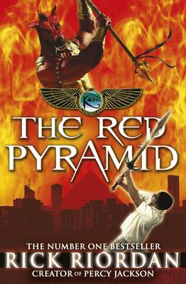 The Red Pyramid - The Kane Chronicles 1 (Paperback)