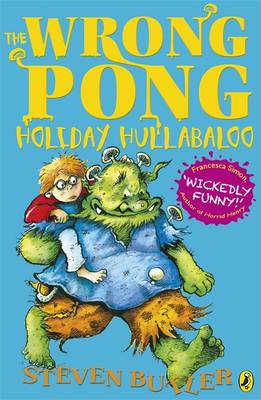 Holiday Hullabaloo - The Wrong Pong (Paperback)
