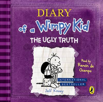 The Ugly Truth - Diary of a Wimpy Kid Book 5 (CD-Audio)