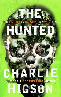The Hunted - The Enemy Book 6 (Hardback)