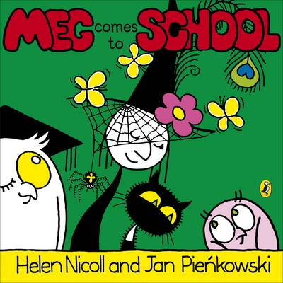 Meg Comes to School - Meg and Mog (Paperback)