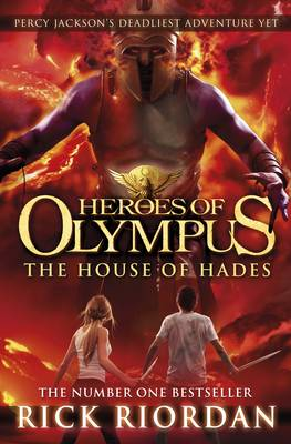 The House of Hades - Heroes of Olympus 4 (Paperback)