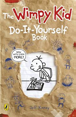 Diary of a Wimpy Kid – Do-it-yourself Book – Diary of a Wimpy Kid 12