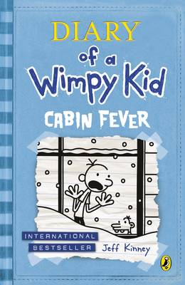 Cabin Fever – Diary of a Wimpy Kid 6