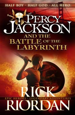 Percy Jackson and the Battle of the Labyrinth - Percy Jackson 3 (Paperback)