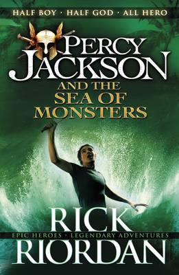 Percy Jackson and the Sea of Monsters: Bk. 2 - Percy Jackson 2 (Paperback)