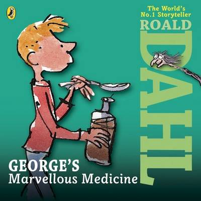 George's Marvellous Medicine (CD-Audio)