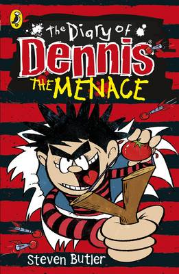 The Diary of Dennis the Menace: Book 1 (Paperback)