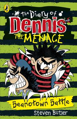 The Diary of Dennis the Menace: Beanotown Battle (Book 2) - The Beano 13 (Paperback)