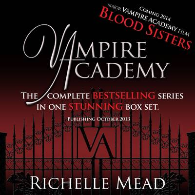 Vampire Academy the Complete Series Box Set (Multiple copy pack)