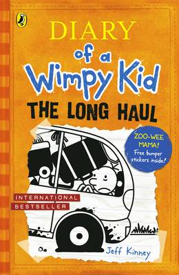 The Long Haul - Diary of a Wimpy Kid 9 (Paperback)