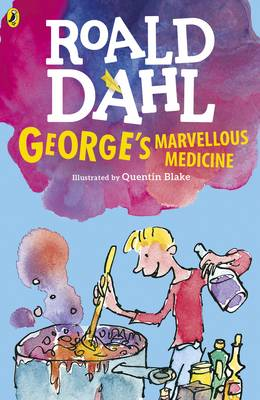 Image result for George's marvellous medicine