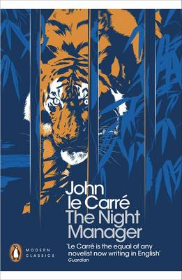 Cover The Night Manager - Penguin Modern Classics