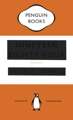 Cover Nineteen Eighty-Four - Penguin Modern Classics
