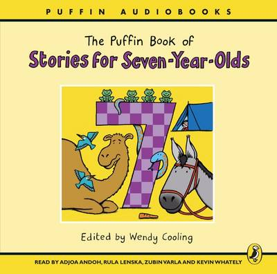 The Puffin Book of Stories for Seven-year-olds (CD-Audio)