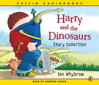 Harry and the Bucketful of Dinosaurs Story Collection (CD-Audio)