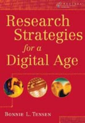 Research Strategies for a Digital Age (Paperback)