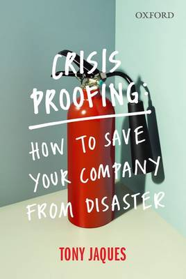 Cover Crisis Proofing: How to Save Your Company from Disaster