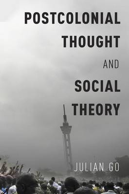 Cover Postcolonial Thought and Social Theory