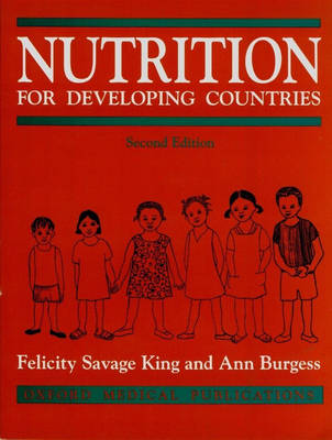 Nutrition for Developing Countries: With Special Reference to the Maize, Cassava and Millet Areas of Africa (Paperback)