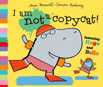 I am Not a Copycat! (Paperback)