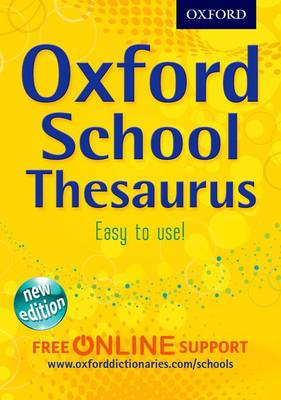 Oxford School Thesaurus 2012 (Paperback)