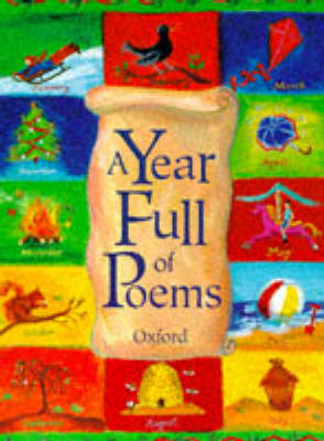 A Year Full of Poems (Paperback)