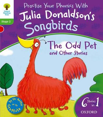 Oxford Reading Tree Songbirds: Level 2: The Odd Pet and Other Stories (Paperback)