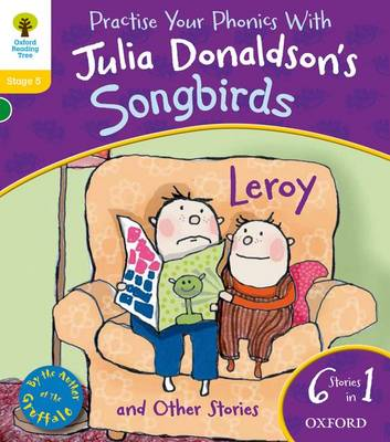 Oxford Reading Tree Songbirds: Level 5: Leroy and Other Stories (Paperback)