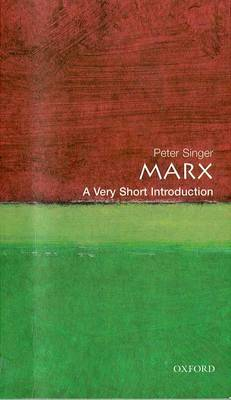 Marx: A Very Short Introduction - Very Short Introductions (Paperback)