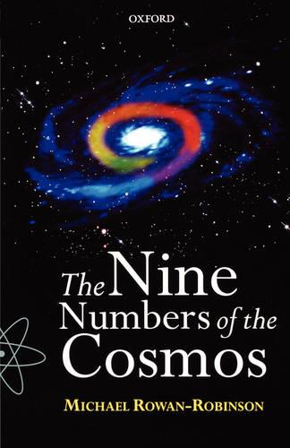 The Nine Numbers of the Cosmos (Hardback)