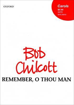 Remember, O Thou Man: Vocal Score (Sheet music)