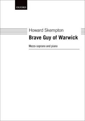 Brave Guy of Warwick: Vocal Score (Sheet music)