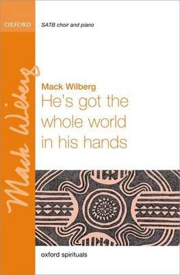 He's Got the Whole World in His Hands: SATB Vocal Score (Sheet music)