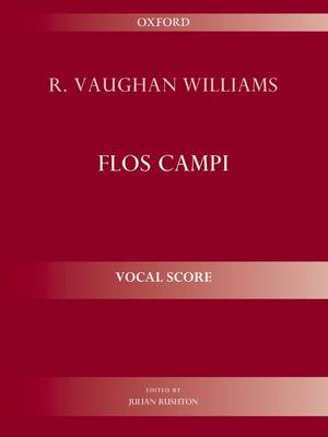 Flos Campi: Vocal score (Sheet music)