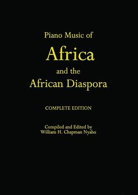 Piano Music of the African Diaspora - Piano Music of the African Diaspora (Sheet music)