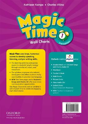 Magic Time: Level 1: Wallcharts (Wallchart)