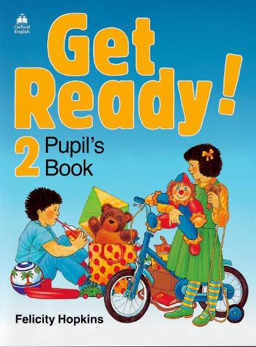 Get Ready!: 2: Pupil's Book (Paperback)