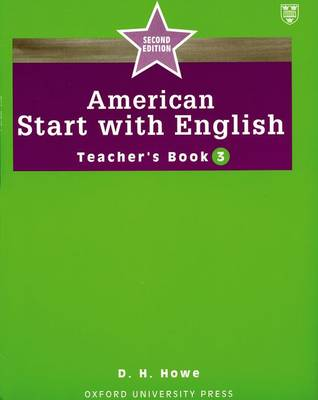 American Start with English: 3: Teacher's Book (Paperback)